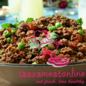 taazameatonline_Pork Keema Fry In Olive Oil – Boneless