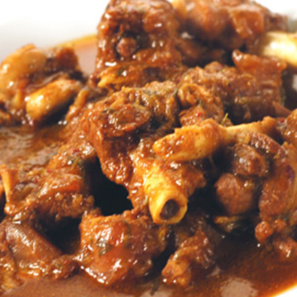 Spicy Mutton Curry With Bones Mix