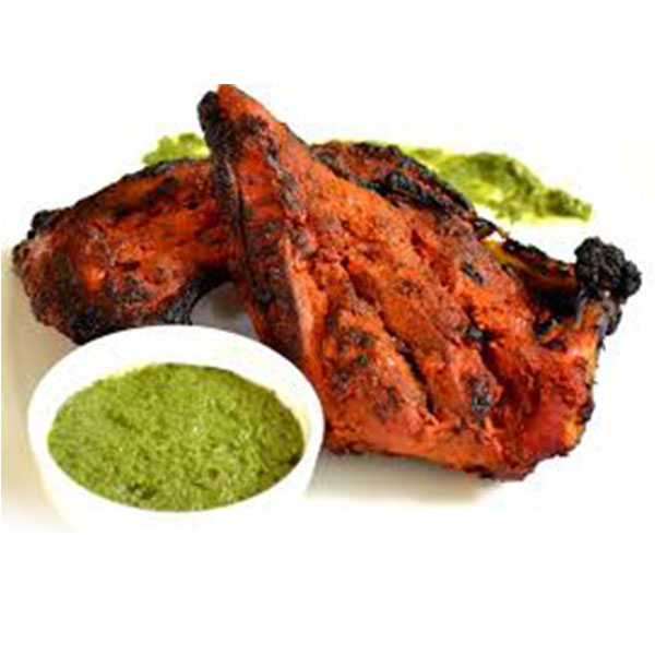 Chicken Tandoori ( with bones)
