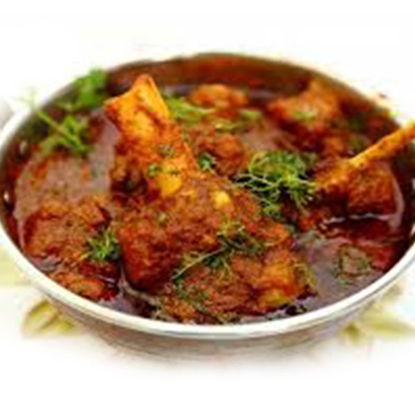 Natukodi Chicken Curry ( with bones)
